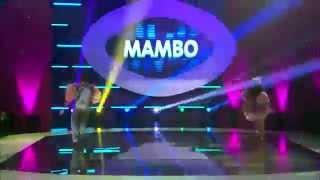 Presentacion de Miguel y Claudia Gala 11 MAMBO de Mas Que Baile El Salvador