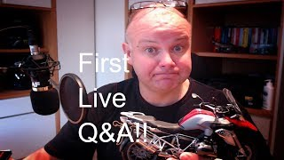 TheMissendenFlyer - First Ever Live Q&A!