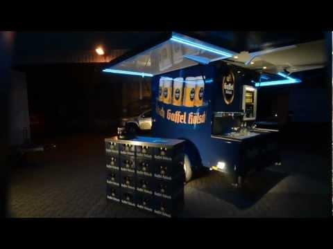Little-Ben unser neuer Event - Ausschankwagen