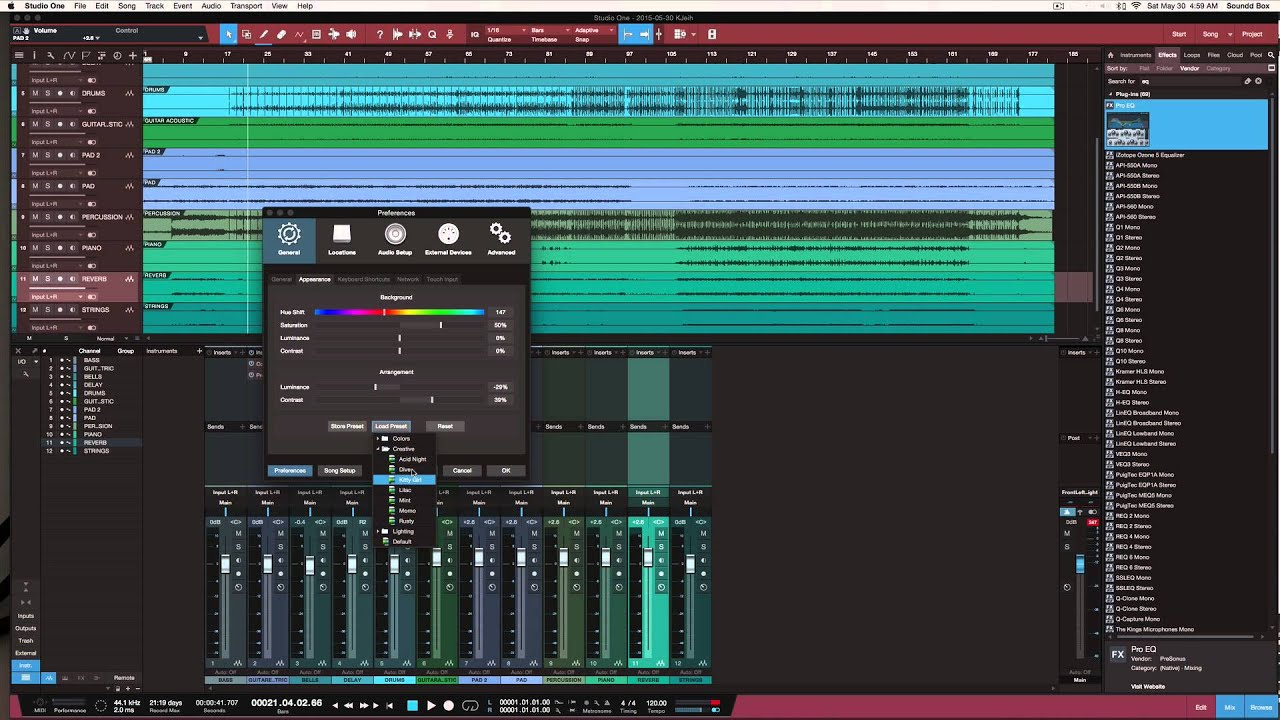 Studio One 3 Vs Logic Pro X Logic Not Shown Youtube