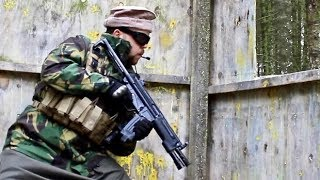 AIRSOFT WAR Maverick at Nomad Airsoft