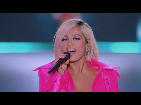 bebe rexha i 39 m a mess live from the victoria s secret. Black Bedroom Furniture Sets. Home Design Ideas