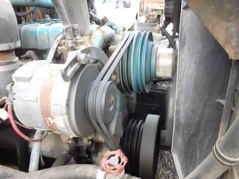 Dt360 international diesel