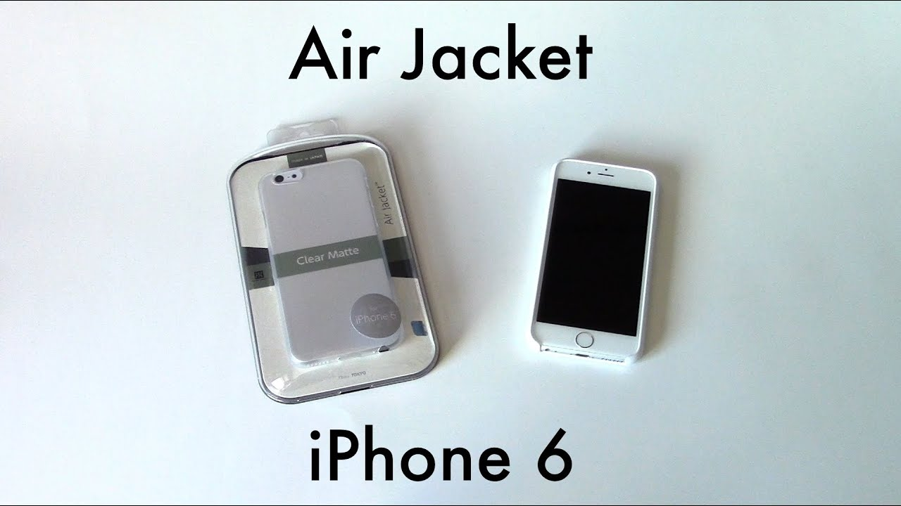 Power Support Air Jacket Iphone