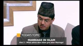 Real Talk : Marriage In Islam 2 - Part 4 (English)