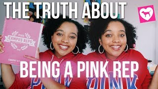 The TEA on Being a PINK Campus Rep // Application Process, Training, & More!!