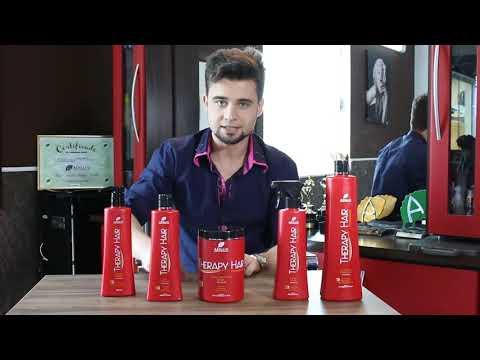 Como Devo Usar O Therapy Hair Adlux Kit De Tratamento Capilar