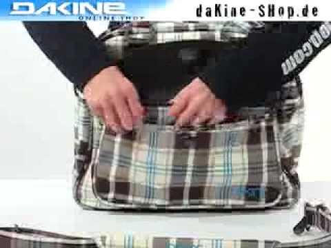 9191bf8cf34c1 Dakine Valet Tasche - Reisetasche mit Laptopfach - YouTube