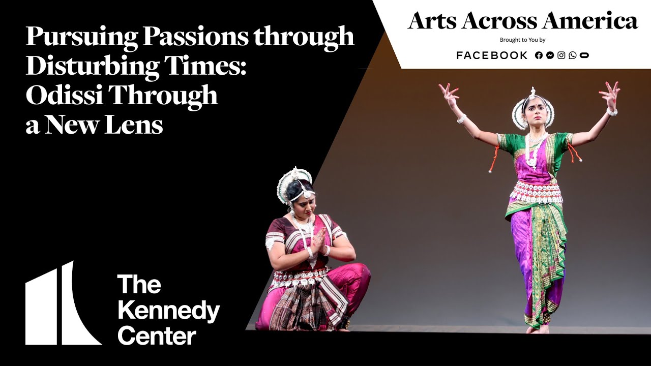 Pursuing Passions Through Disturbing Times: Odissi Through a New Lens