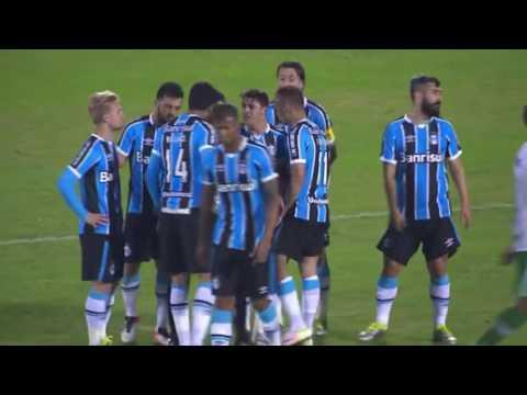 Chapecoense 3 x 3 Grêmio  Brasileirão 2016   15-06