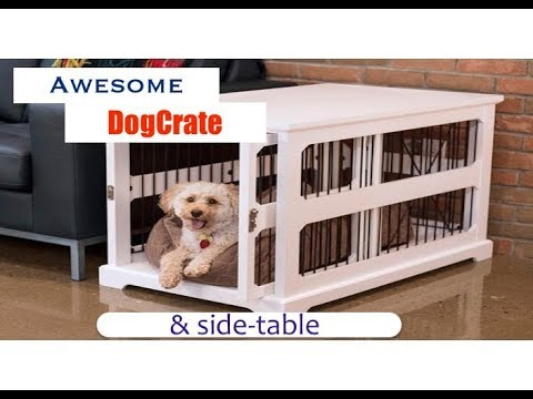 Zoovillia Dog Crate & End Table | Assembly and Review!