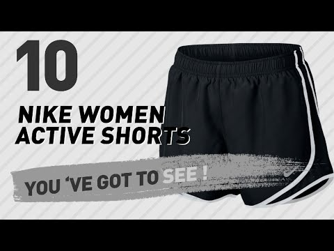 Nike Women Active Shorts Top Collection New Popular