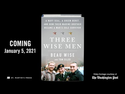 Three Wise Men: A Memoir of Family, Service and Sacrifice [Book ...