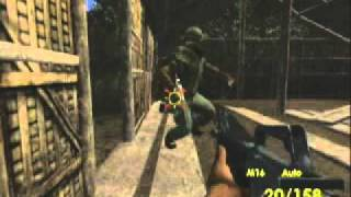 Men of Valor Xbox Gameplay_2003_05_30
