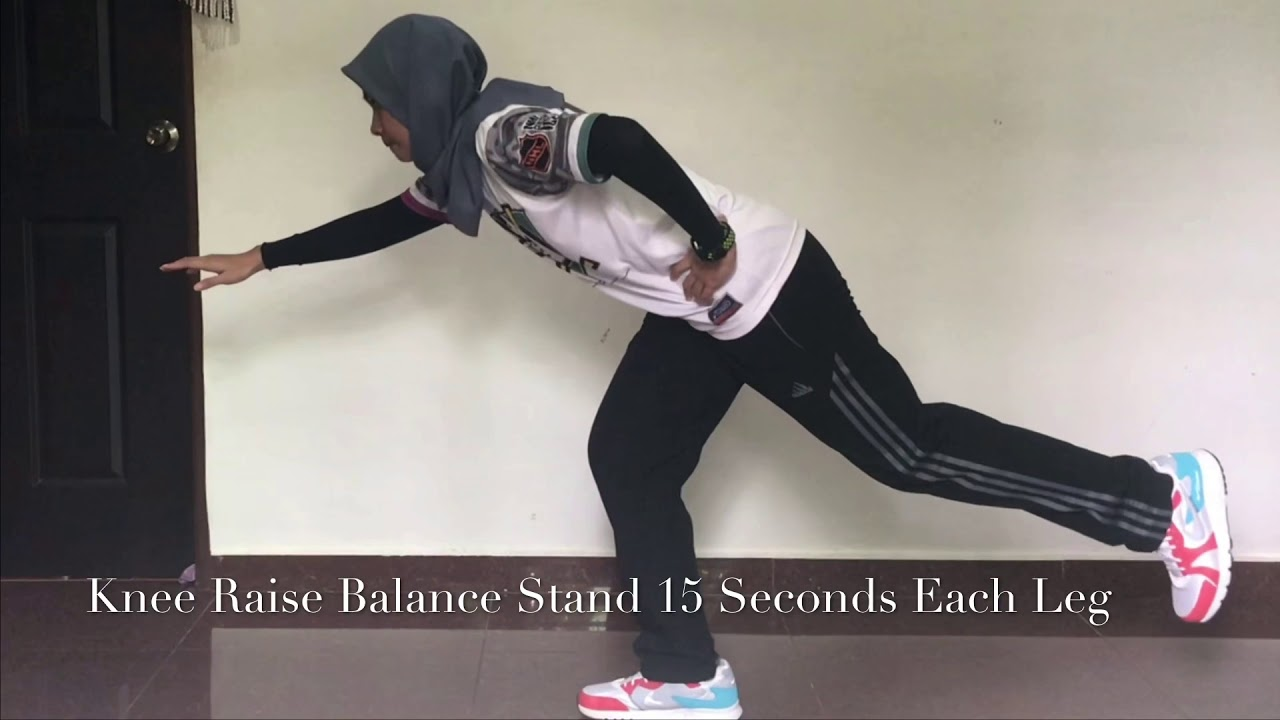Exercises For Health Related Fitness Components & Skill ...