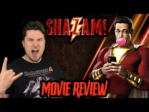 Shazam (2019) - Movie Review
