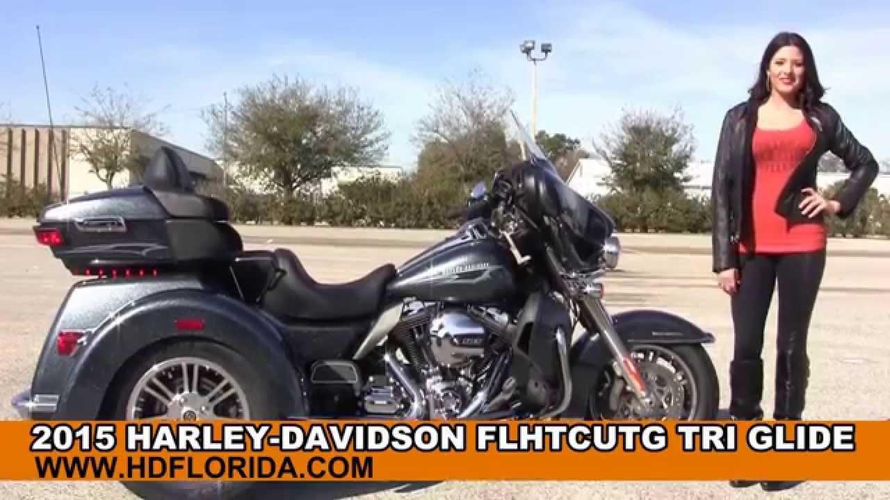 2016 Harley Davidson Tri Glide Trike Three Wheeler For: New 2015 Harley Davidson Tri Glide Trike For Sale In