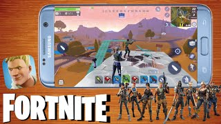 How To Download Creative Destruction for Android 100%Work (Fortnite)