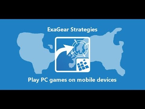 Finally I found the my Computer in ExaGear Strategies on Android by Mind X  Gamer