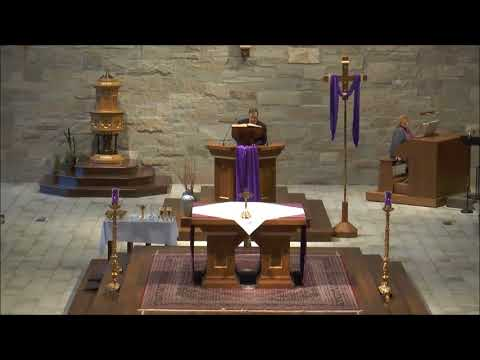 Our Lady of Lourdes - LIturgy of Word: February 18, 2018
