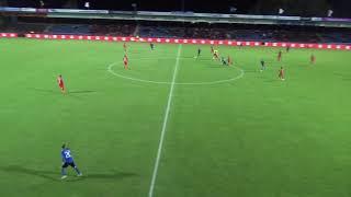 Highlights: HB Køge - FCN: 0-4 (Sydbank Pokalen)