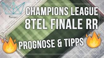 Champions League Tipps - Achtelfinale RR + Fanteam Aufstellung | Meine Wetten (Sportwetten Tipps)