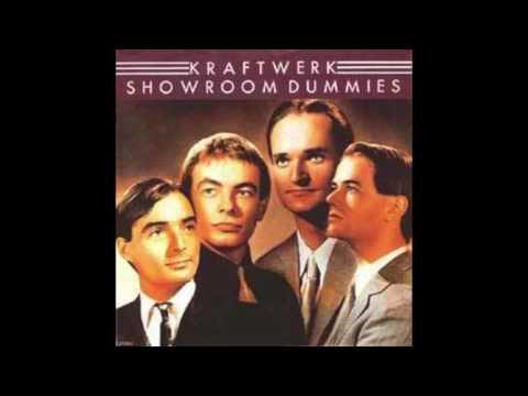 Kraftwerk- Showroom Dummies (single remix) [HQ]