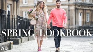 SPRING LOOKBOOK IN BATH | Lydia Elise Millen | Ad
