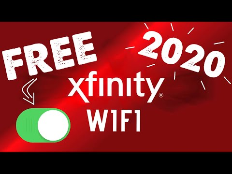 How To Get XFINITY WiFi For FREE On ANY Device (Working April 2020)