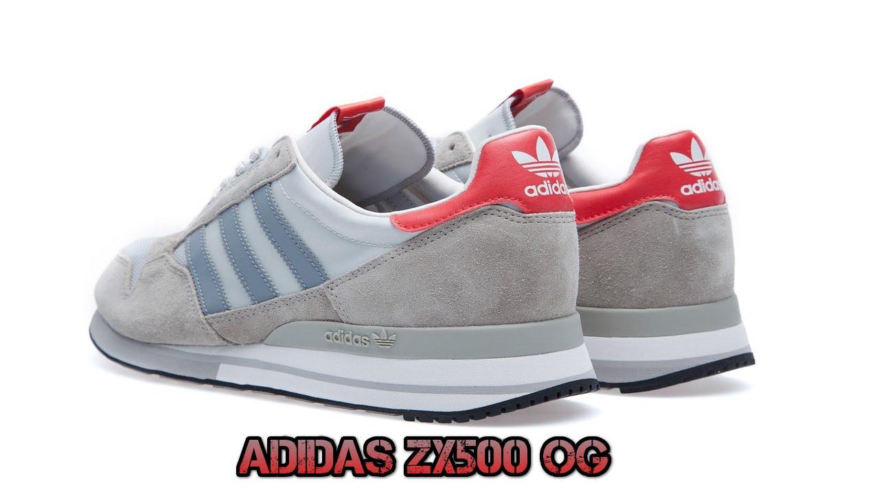 adidas zx 500 grey