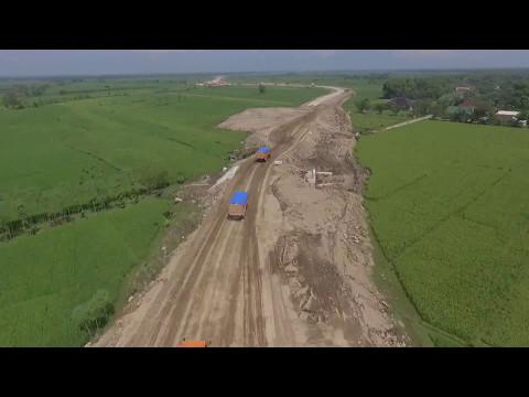 Drone mei 2017 solo - kertosono paket 3 (PT. Adhikarya persero. Tbk)