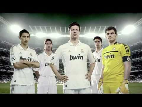 online store a8c66 b64e3 New Real Madrid home kit 2011/2012