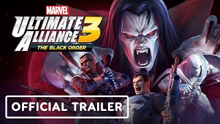 Marvel Ultimate Alliance 3: The Black Order - Official Curse of the Vampire DLC Trailer