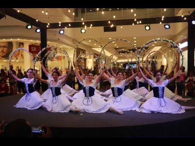 Inauguração do 1º Festival de Arte e Cultura do Shopping Taboão