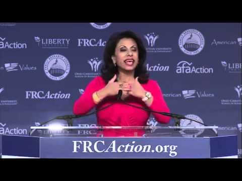 Islam - The Undeniable Truth - A quick lesson in the history of Islam - WS 2015 Brigitte Gabriel