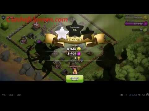 [Clash of Clans] Cách phát triển tài nguyên, kiếm gold, elixir nhanh và nhiều nhất ở Town Hall 5