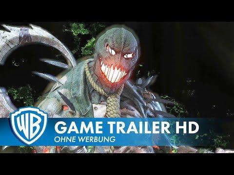 INJUSTICE 2 - Superschurken Trailer Deutsch HD German (2017)