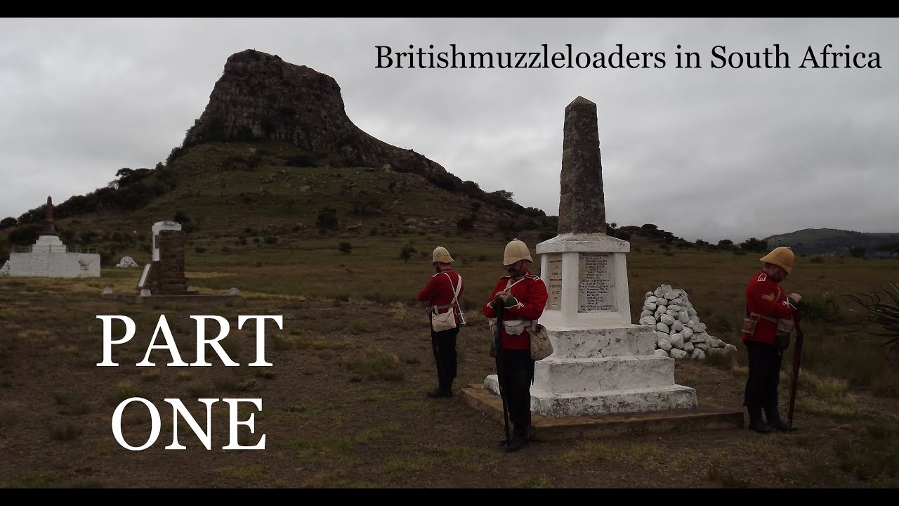 Britishmuzzleloaders in South Africa: Part One
