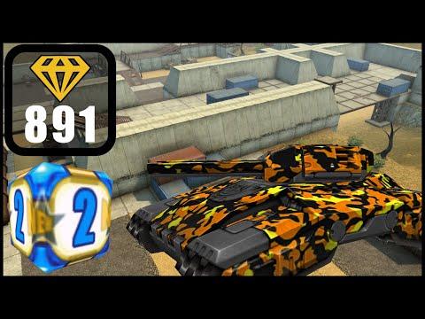 Control Points Sind Gegen Mich + Gold-Box   Tanki Online #891 [Let's Play]