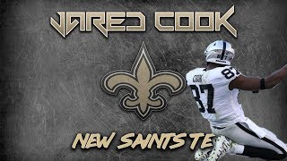 Saints (Officially) Sign TE Jared Cook | Short Film Study/Analysis