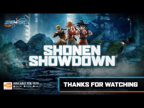 JUMP FORCE - Shonen Showdown | XB1, PS4, PC