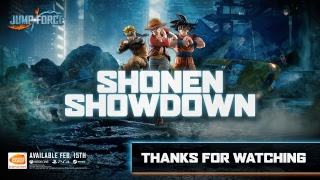 JUMP FORCE - Shonen Showdown   XB1, PS4, PC