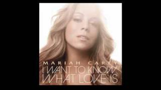 Mariah Carey - I Want to Know What Love Is (Love To Infinity Club Mix)