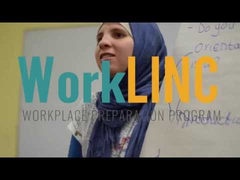 WorkLINC: Workplace Preparation Program for Newcomers to Canada