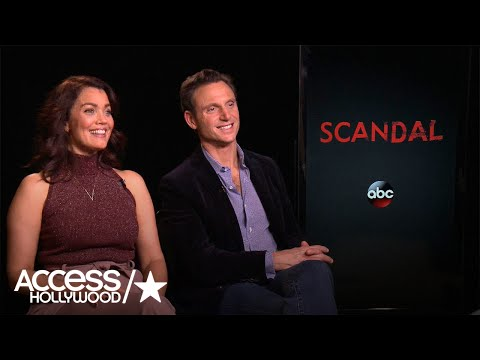 'Scandal': Bellamy Young & Tony Goldwyn Tease Show's Midseason Return
