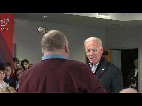 فيديو: جو بايدن يقول لرجل من الحضور خلال لقاء انتخابي -أنت كاذب لعين- …  - نشر قبل 2 ساعة