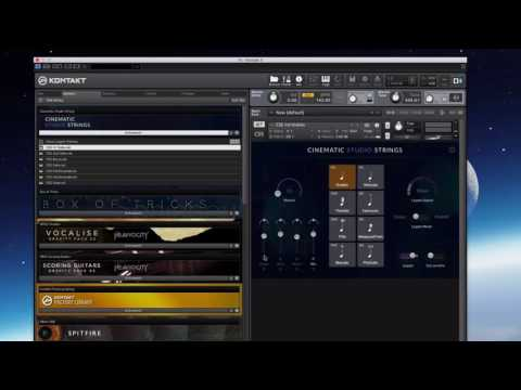 Strings by Cinematic Studio: Review