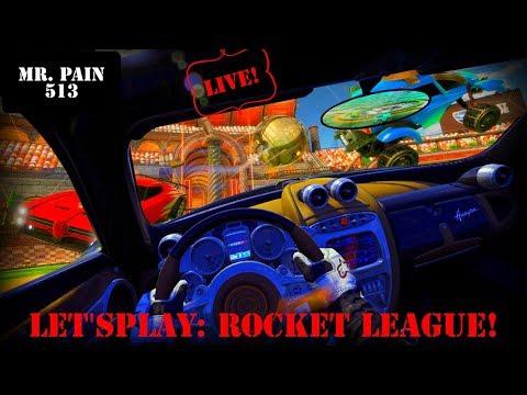 "Live PS4: Rocket League - 2 Fast 2 EZ with ""Arizona"" (Goal 650 Subs!)"