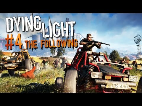 #4 Zagrajmy w Dying Light: The Following - Elektrownia pod ogromną zaporą wodną - 60 FPS