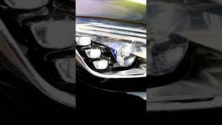 Рестайлинг Mercedes Benz S class Maybach X222